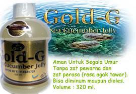 Cara Memesan Obat Jelly Gamat Gold G